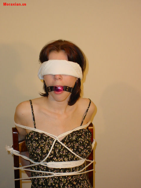 Isobel Ball Gag And Blindfold