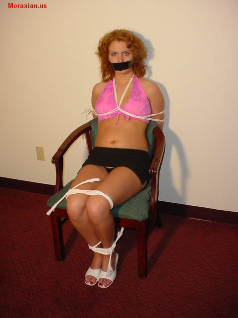 Escape from chair tie - 98 part 5